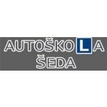 Autoškola Šeda, s.r.o. – logo společnosti
