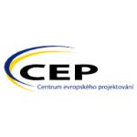Centrum evropského projektování a.s. – logo společnosti