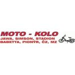 Aleš Bartůněk- MOTO - KOLO Votice – logo společnosti