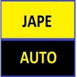 Čermák Jan - JAPE AUTO – logo společnosti