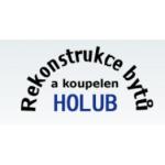 Holub David- Rekonstrukce bytů a koupelen Holub – logo společnosti