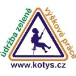 Výškové práce - Kotys – logo společnosti
