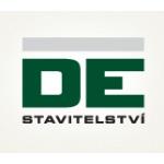 Stavitelství DE a.s. – logo společnosti