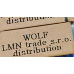 LMN trade s.r.o. - Velkoobchod textilu a oblečení WOLF – logo společnosti