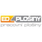 ED Plošiny s.r.o. - půjčovna, pronájem plošin – logo společnosti