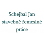 Schejbal Jan - stavebně řemeslné práce – logo společnosti