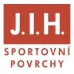 Ing. Huptych Jiří - J.I.H. výstavba sportovišť – logo společnosti