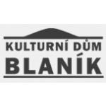 Kulturní dům Blaník Vlašim, příspěvková organizace – logo společnosti