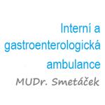 MUDr. Dalibor Smetáček, soukromá interní a gastroenterologická ambulance – logo společnosti