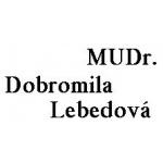 MUDr. Dobromila Lebedová - Praktická lékařka pro děti a dorost – logo společnosti