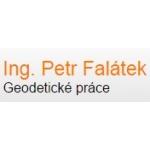Ing.Petr Falátek - Geodetické práce – logo společnosti