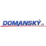 Domanský s.r.o. - Autosalon Praha sever, Zdiby - D8/E55 – logo společnosti