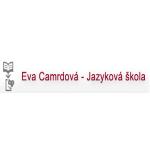 Jazyková škola Evy Camrdové – logo společnosti