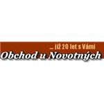 Ing. Jiří Šístek - OBCHOD U NOVOTNÝCH – logo společnosti