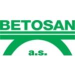 BETOSAN a.s. – logo společnosti