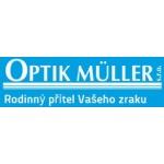 Optik Müller, s.r.o. – logo společnosti