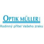 Optik Müller, s.r.o. (pobočka Čáslav-Nové Město) – logo společnosti
