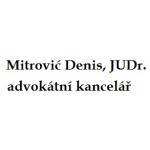 Mitrovič Denis, JUDr., advokát – logo společnosti