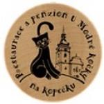 PENZION A RESTAURACE U MODRÉ KOČKY – logo společnosti