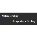 Agentura - Milan Drobný – logo společnosti