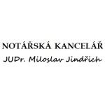 JUDr. Miloslav Jindřich, notář se sídlem v Benešově – logo společnosti
