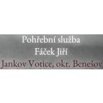 Fáček Jiří - pohřební služba Votice – logo společnosti