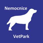 VETERINÁRNÍ KLINIKA - VetPark, MVDr. Dominik Vlach – logo společnosti