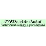 MVDr. Košař Petr- veterinární ordinace – logo společnosti