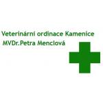 Veterinář - MVDr. Menclová Petra – logo společnosti