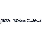 Dušková Milena, JUDr. – logo společnosti