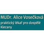 MUDr.Alice Vosečková - praktický lékař pro dospělé – logo společnosti