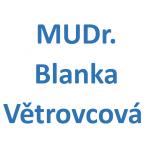 Stomatologická ordinace - MUDr. Blanka Větrovcová – logo společnosti