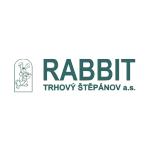 RABBIT Trhový Štěpánov a.s . – logo společnosti