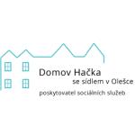 Domov Hačka se sídlem v Olešce, poskytovatel sociálních služeb (pobočka Černé Voděrady) – logo společnosti