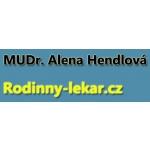 MUDr. Alena Hendlová - praktická lékařka – logo společnosti