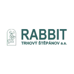 RABBIT Trhový Štěpánov a.s. (pobočka Votice) – logo společnosti