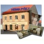 HERMIA Pyšely s.r.o. – logo společnosti