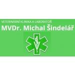 MVDr. Michal Šindelář – logo společnosti