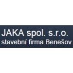 JAKA, spol.s.r.o. - stavební firma – logo společnosti