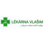 Vlašimská lékárna a.s. – logo společnosti