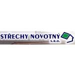 Střechy Novotný s.r.o. – logo společnosti