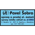 Šobra Pavel – logo společnosti