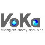 VoKa - ekologické stavby, spol. s r.o. – logo společnosti