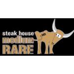 Steak House Medium RARE, Praha 5 – logo společnosti