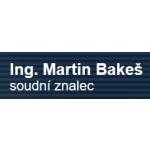 Soudní znalec - Ing. Martin Bakeš – logo společnosti
