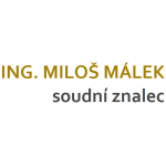 Ing. Málek Miloš – logo společnosti