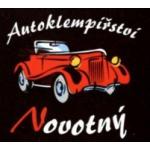 Novotný František - autoservis – logo společnosti