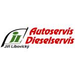 Libovický Jiří- autoservis – logo společnosti