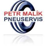 Malík Petr- PNEUSERVIS – logo společnosti