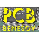 PCB Benešov, a.s. – logo společnosti